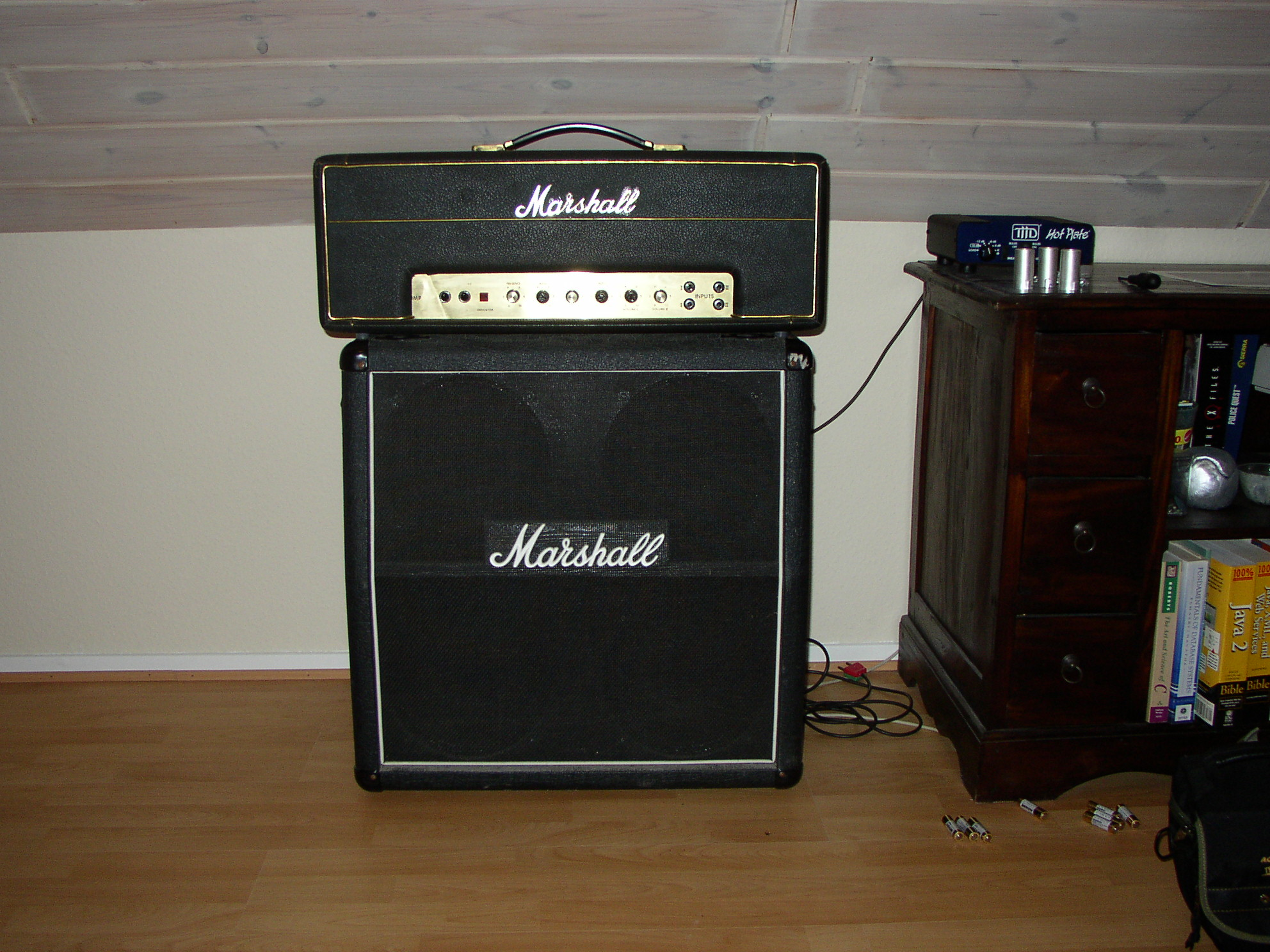 Vintage Amps Bulletin Board • View topic - New amp: '69 model 1987
